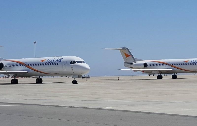 TUS Airways zimą zawiesi działalność
