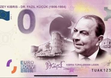 0€ z wiceprezydentem Cypru