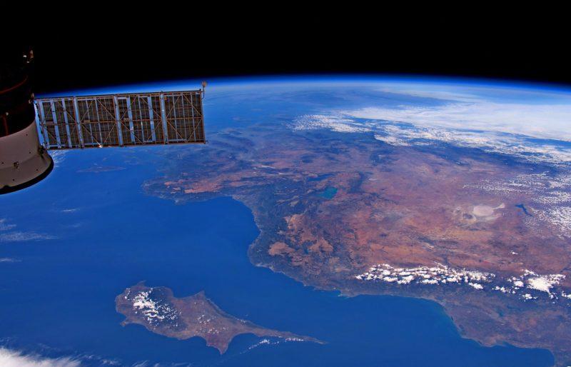 Cypr z kosmosu