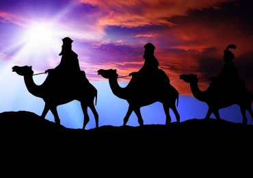 Dziś Epifania - czyli Objawienie Pańskie