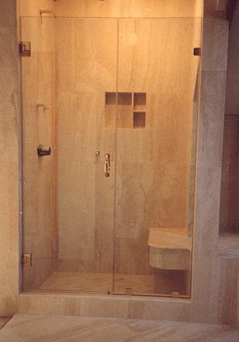 Houston Shower Doors  Frameless Shower Doors  Seamless