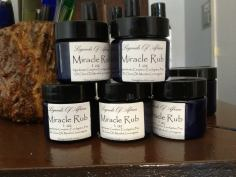 Legends of Africa Miracle Rub