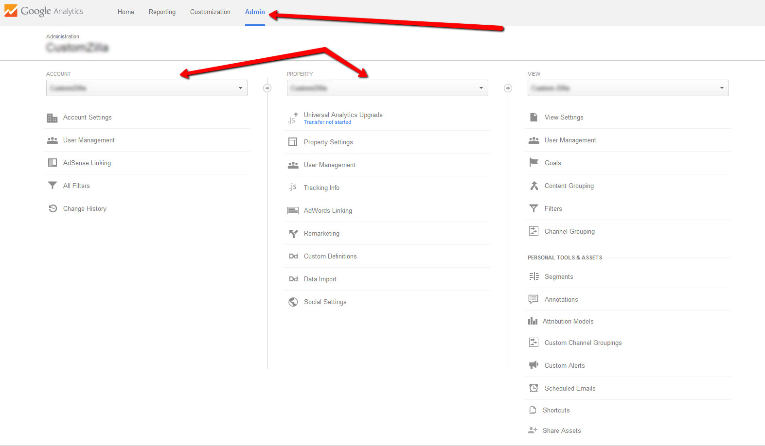 How To Link (Many) AdWords Accounts with Google Analytics