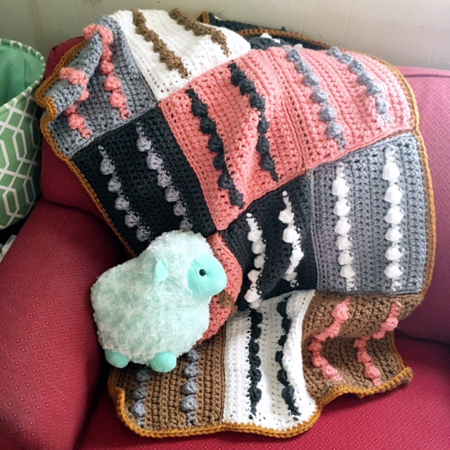Free Pattern: Cottontail Blanket