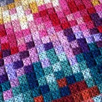How to Make a Color Placement Layout: Color Distribution in a Crochet Blanket