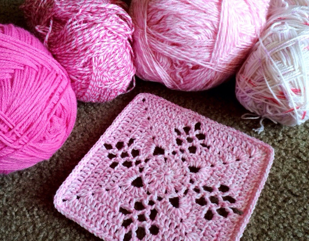 Free Crochet Square Pattern: Crafter Mystery!
