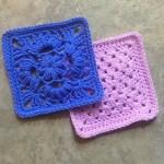 Crochet Motif – Rebecca Square