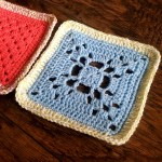 Crochet Motif – Mary Square
