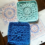 Crochet Motif – Laura and Lupita Squares