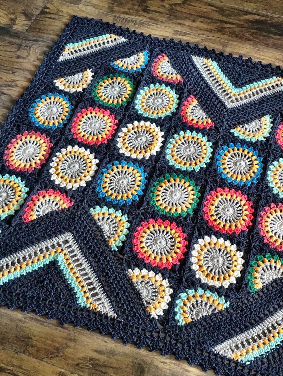 Wildflower Blanket Cypress Textiles