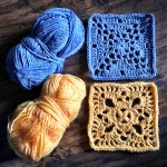 Crochet Motif – Sarah and Rose Squares