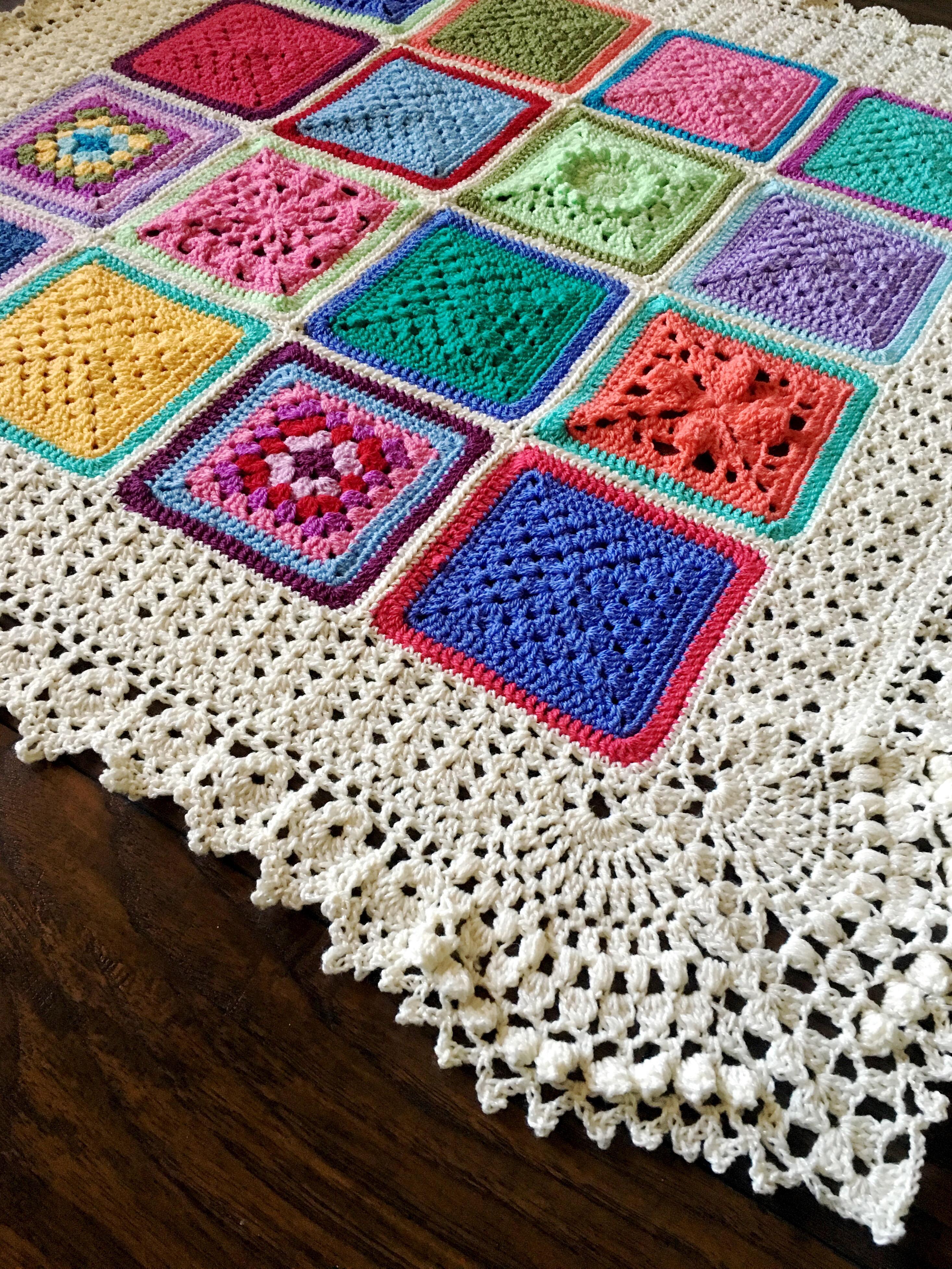 around the corner crochet borders pdf free download