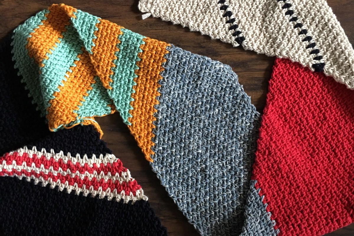 For the love of Linen Stitch