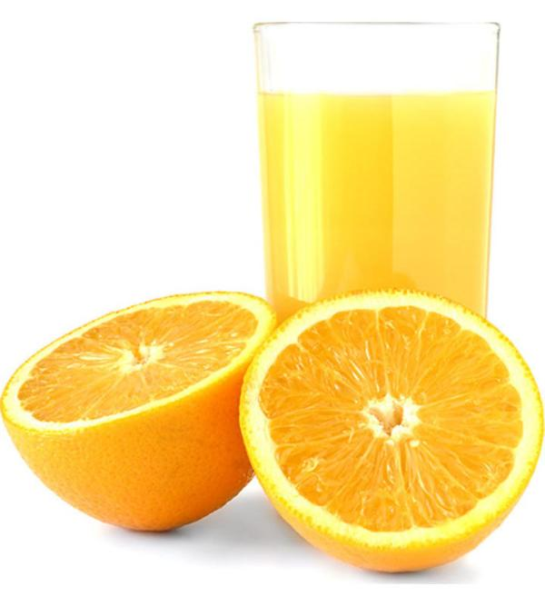 Yummie Street Food Orange Juice