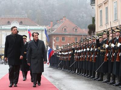 Cyprus and Slovenia seek stronger ties (Update 2) - Cyprus ...
