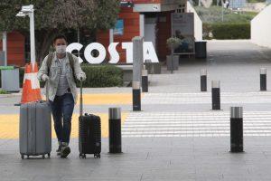 Η κυκλοφορία των αεροδρομίων τον Φεβρουάριο μόλις έξι τοις εκατό του 2019