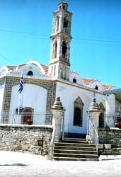 Agios Charalambos Church – Kato Drys
