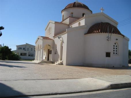 Agiou Andronikou & Agias Athanasias Church