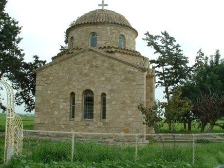 Apostolos Varnavas Monastery
