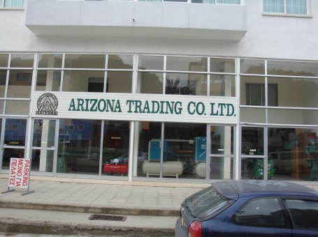 Arizona Trading Co Ltd