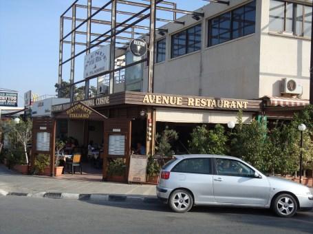Avenue Steak House