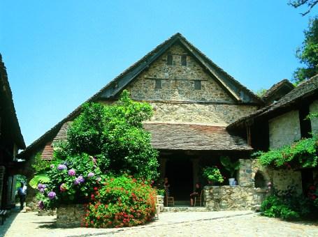 Ayios Ioannis Lampadistis Church