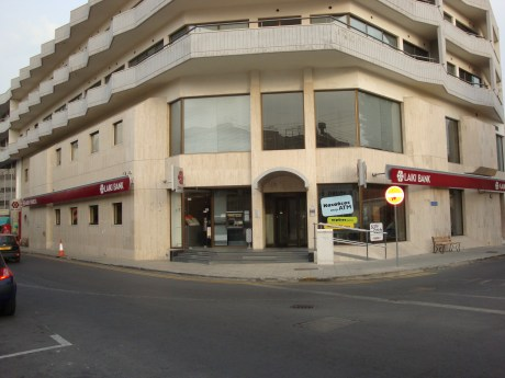 Bank of Cyprus (Ex-Laiki Bank Branch)- Athinon Avenue