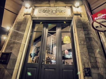 Boho Chic Tapas Bar