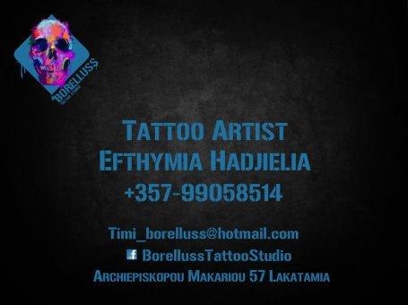 Borelluss Tattoo Studio