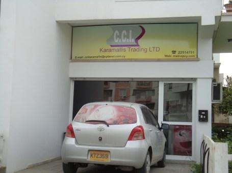 C.C.I. Karamallis Trading Ltd