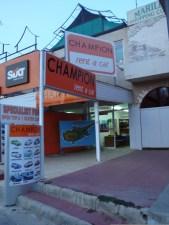 Champion Rental Cars