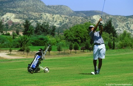 Cyprus Golf Resorts Ltd