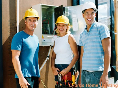 Cyprus Home Lighting – Electricians