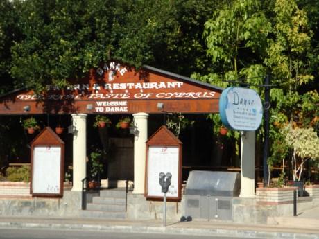 Danae Tavern