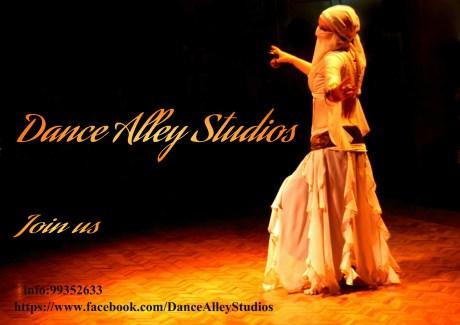 Dance Alley Studios Cyprus