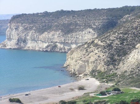 Episkopi – Kourio Beach