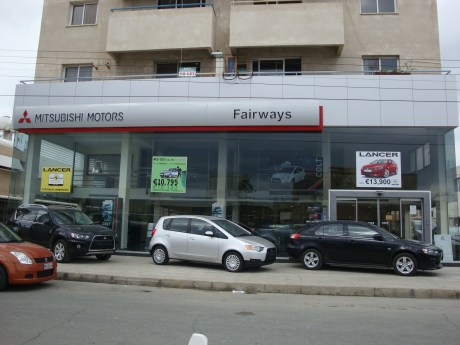 Fairways - Mitsubishi Motors Ltd