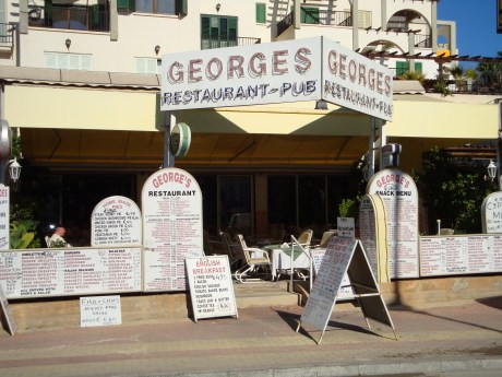 George's Bar Restaurant Cafe & Snack