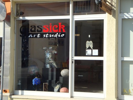 Glassick Art Studio