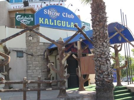 Kaligulas Show Club