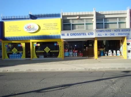 M.A.Grosstel Ltd