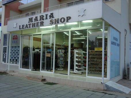 Maria Leather Shop