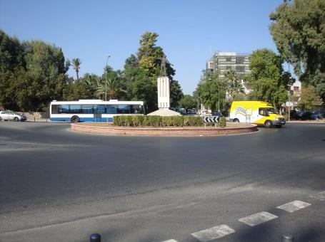 Markos Drakos Monument (Roundabout)