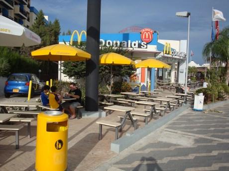 McDonald's - Protaras