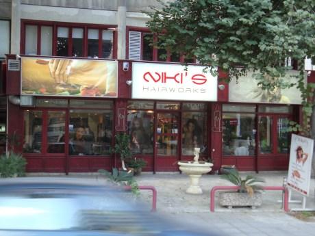 Nikis Hairworks Ltd