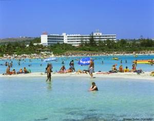 Nissi Bay Beach