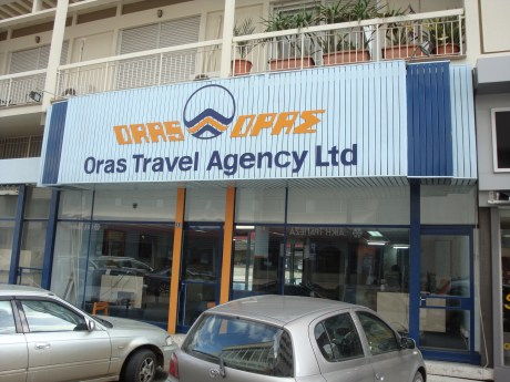 Oras Travel Agency Ltd