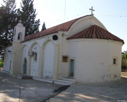Panagia Pantanassa Church