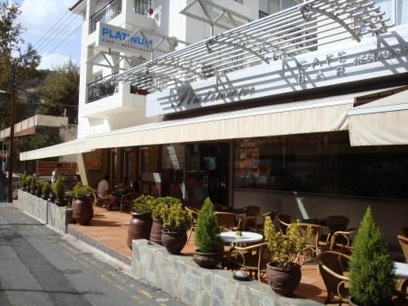 Platinum Restaurant Cafe