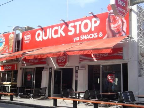Quick Stop Snacks Ltd